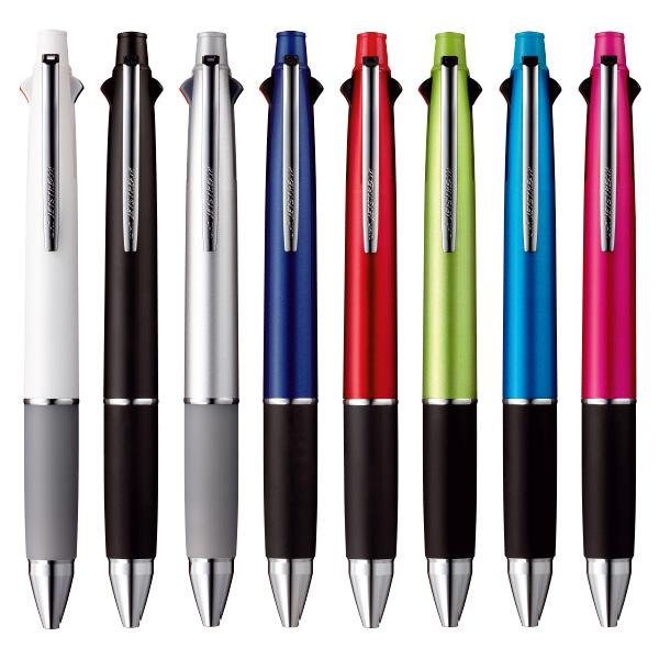 気負わず渡せるお土産品、三菱鉛筆 ジェットストリーム4&1 5機能ペン