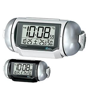 セイコータイムクリエーション社製 スーパーライデン 電波時計 NR523