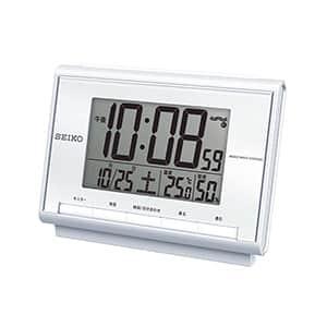 セイコー 電波目覚し時計 SQ698S