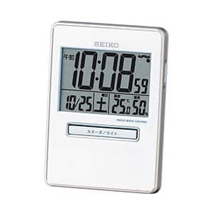 セイコー 電波目覚し時計 SQ699W