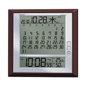 セイコークロック 電波掛置兼用時計 SQ421B