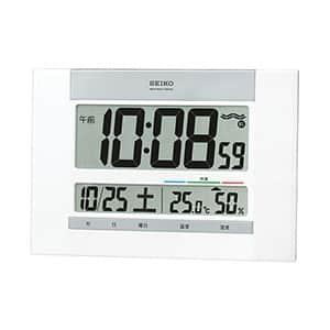 セイコー 電波掛け置き兼用時計 SQ429W