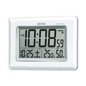 セイコー 電波掛け置き兼用時計 SQ424W
