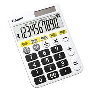 キヤノン くっきりはっきり卓上電卓 10桁 HF-1000T