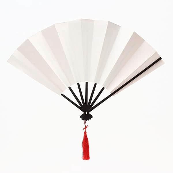 飾り扇子 版画扇 歌麿花扇