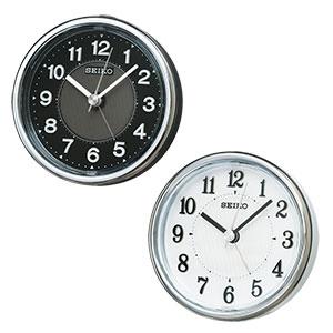 セイコー クオーツ時計 目覚まし機能付き KR895