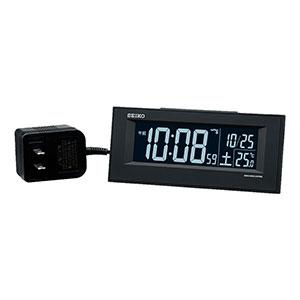 セイコー 目覚まし時計 交流式電源機能付き DL209