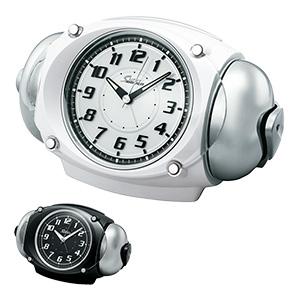 セイコータイムクリエーション社製 スーパーライデン 大音量目覚まし時計 NR438