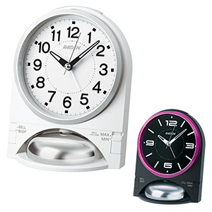 セイコータイムクリエーション社製 ライデン 大音量アナログ目覚まし時計 NR436
