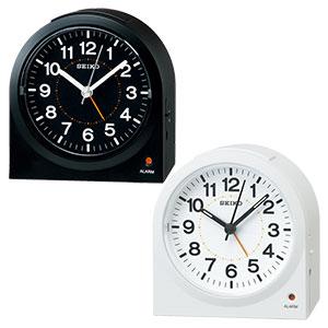 セイコー アラームライト表示つき目覚まし時計 KR894