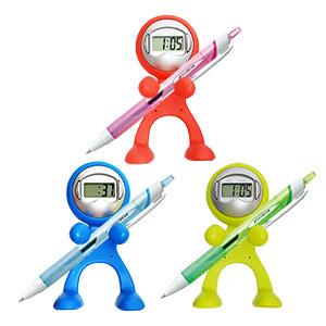 クロックレンジャー 三菱鉛筆 ジェットストリームボールペン セット