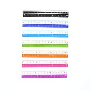 カラー定規 16cm 7色展開