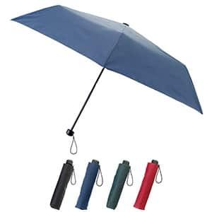サイクロン折りたたみ傘 耐風構造 4色展開