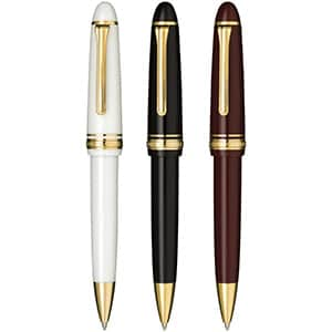 セーラー万年筆 プロフィット21 油性ボールペン ゴールド 1.0m径