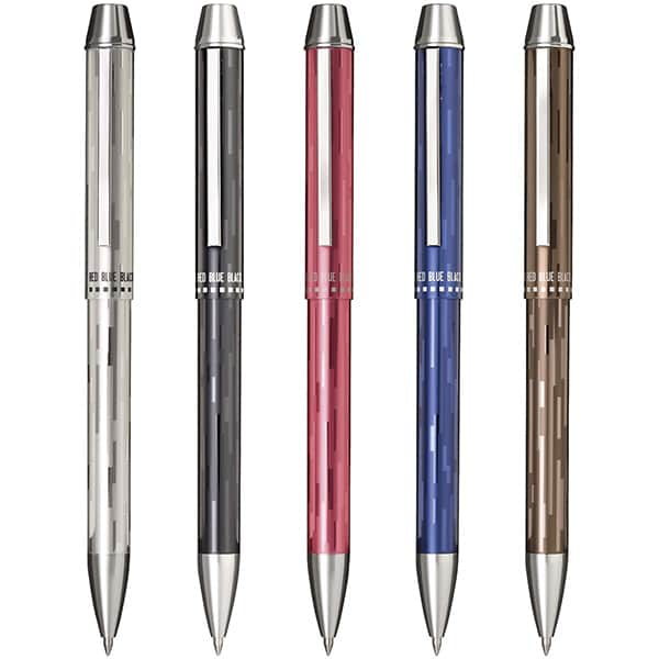 色数の多さだけではなくおしゃれさも求めたいなら、セーラー万年筆のメタリノ4複合ペン