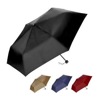 折りたたみ傘 55cm×6本骨耐風仕様 包装箱入り