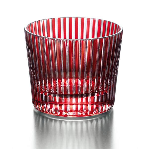 NARUMI グラスワークス オーロラ 冷酒杯 ソーダガラス 120cc
