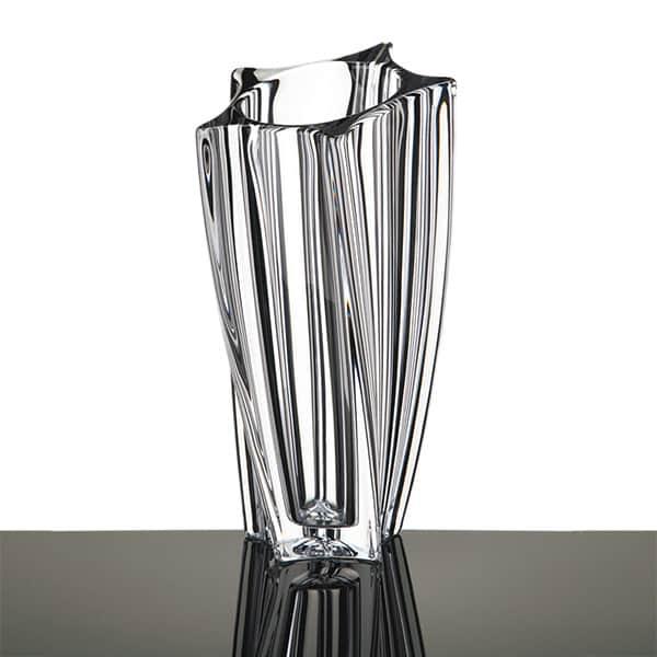 NARUMI グラスワークス コーネリア 花瓶 25cm カリクリスタル