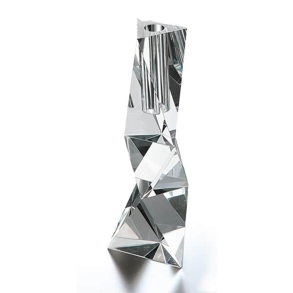 NARUMI グラスワークス スペクトル 花器 S 光学ガラス