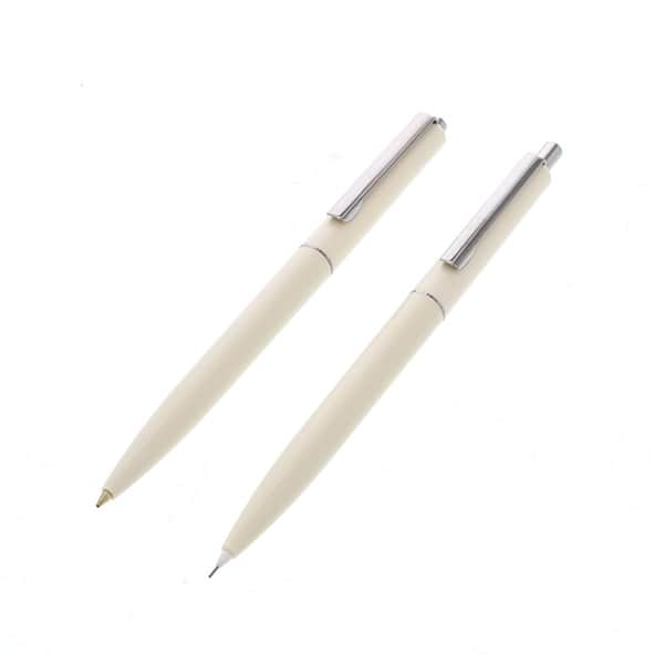 ビジネス文具セットスリム 伝統的スタイルのボールペン&シャープペン