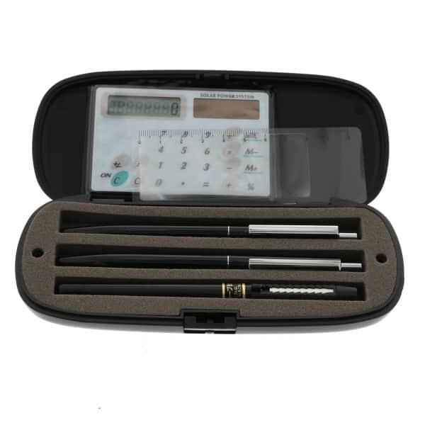 ビジネス文具セットハード 伝統的スタイルのボールペン&シャープペン