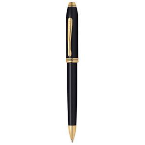クロス タウンゼント ブラックラッカーボールペン