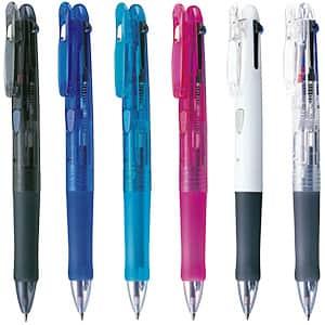 ゼブラ クリップ-オンG 3色油性ボールペン 0.7mm B3A3