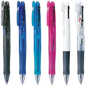ゼブラ クリップ-オンG 2色油性ボールペン 0.7mm B2A3