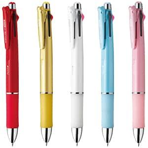 ゼブラ クリップ-オン マルチ1000S 4色ボールペン+シャープペン B4SA3