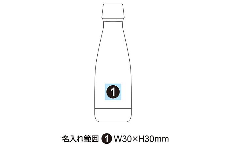 スタイリッシュ真空ステンレスボトル 330ml
