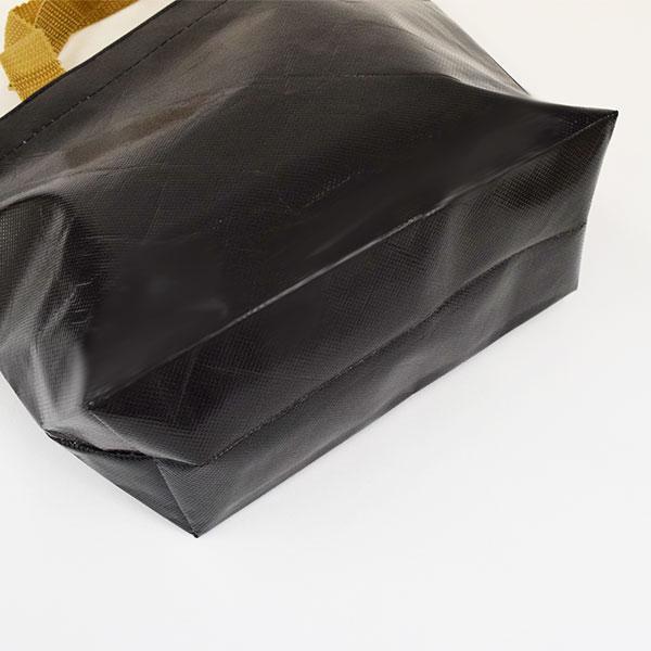 不織布コーティングバッグ A4横船底 既製品 300×210×100mm