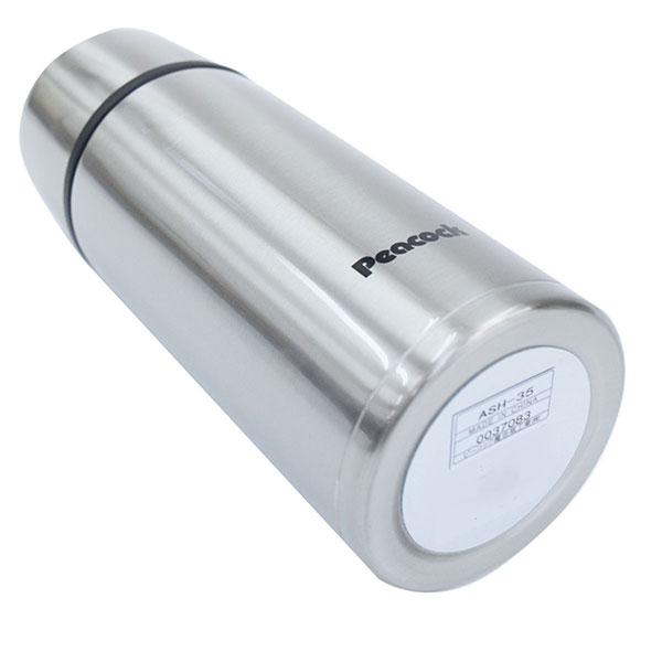 ピーコック ステンレスボトル コップタイプ 350ml ASH-35