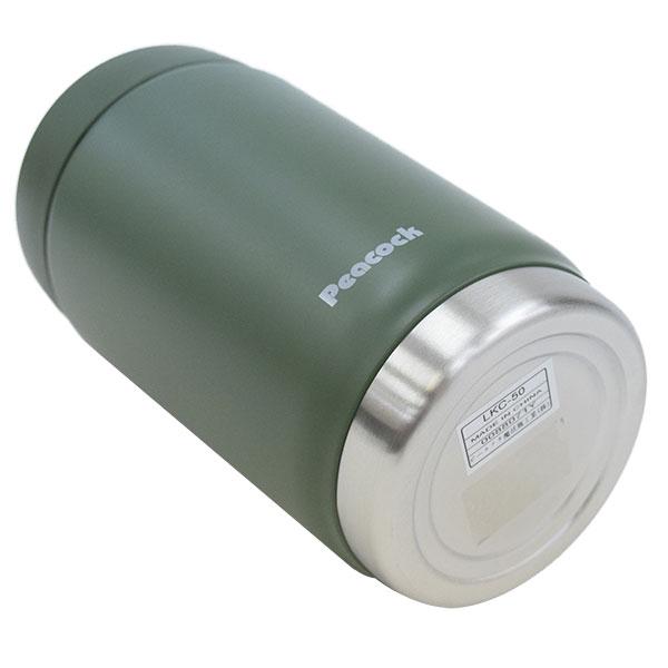 ピーコック ステンレスフードジャー 500ml LKC-50