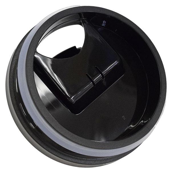 パール金属 カフェマグバリスタ 真空蓋付マグカップ 330ml