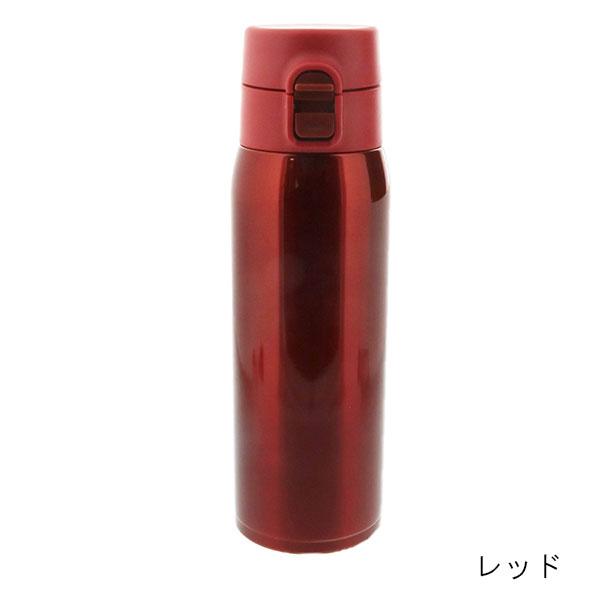 フェザーマグ ステンレス製 軽量ワンタッチマグボトル 500ml