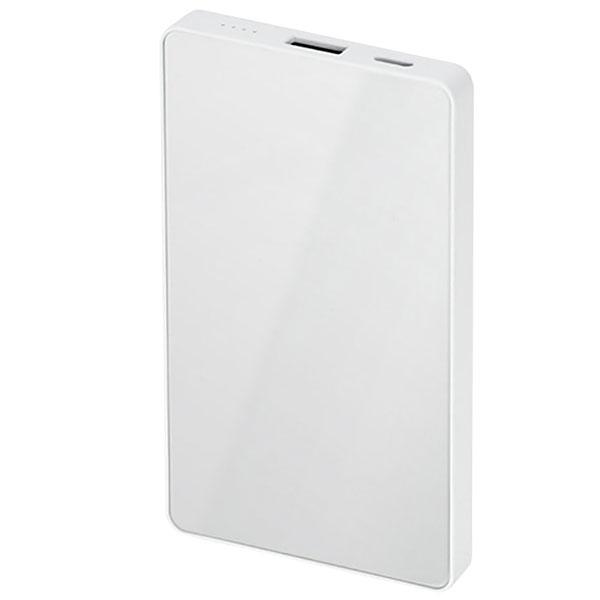 モバイルバッテリー カバータイプ 4,000mAh