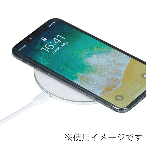 Qi対応 サークルワイヤレス充電器