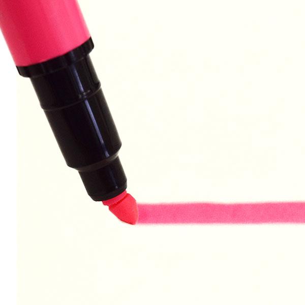 ぺんてる 蛍光ペン フィットライン SLW11