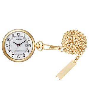 シチズン時計 REGUNO ソーラーテック電波時計 スタンダード KL7-922-31