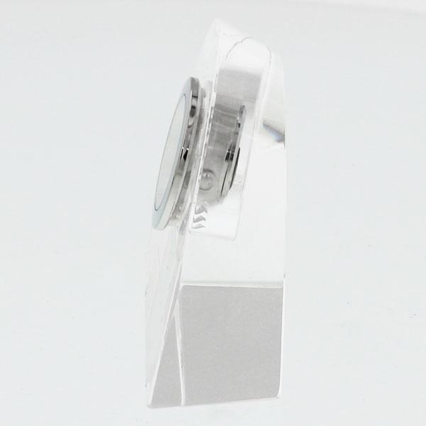 NARUMI グラスワークス アーチクロックS