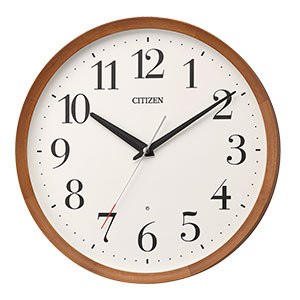 CITIZEN (シチズン) スタンダード掛時計 8MY535