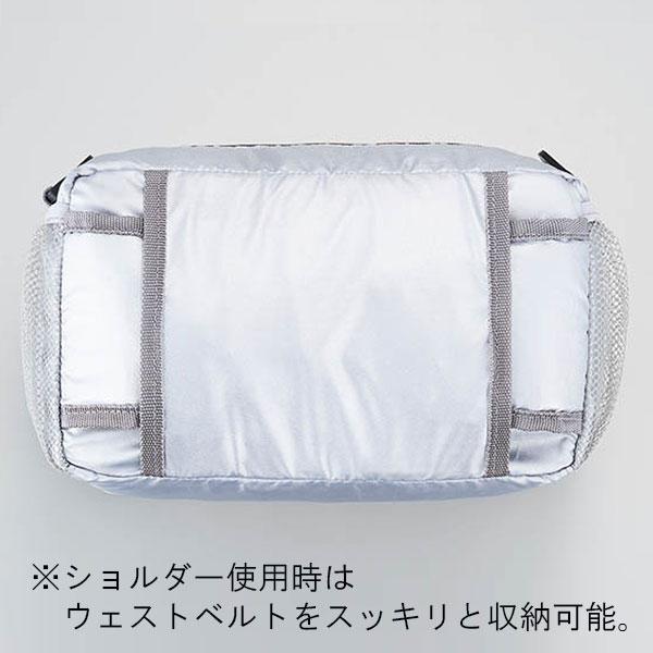 ショルダー&ウェストバッグ型 エマージェンシー19点セット