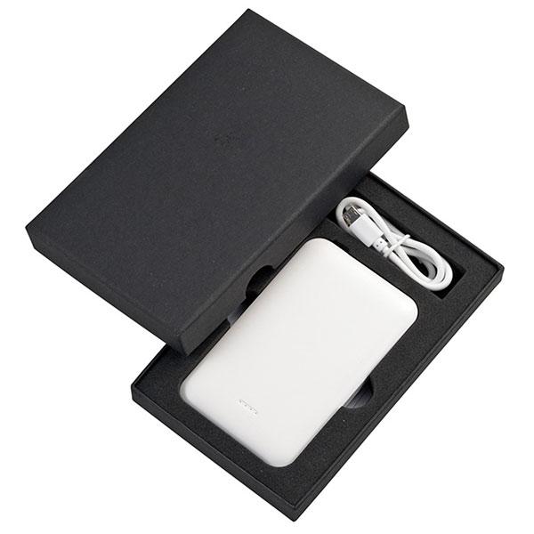 モバイルバッテリー 5000mAh 2台充電対応