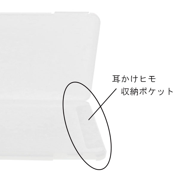 ホワイト マスクケース