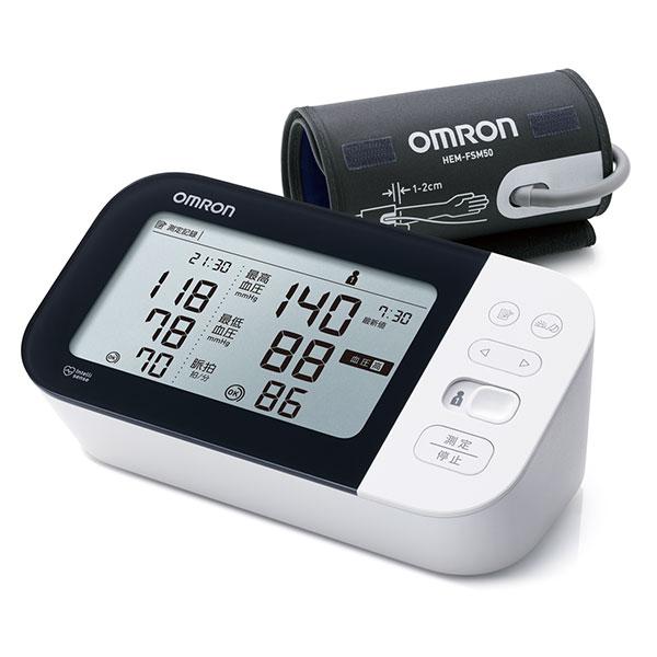 オムロン 上腕式血圧計 HCR-7602T