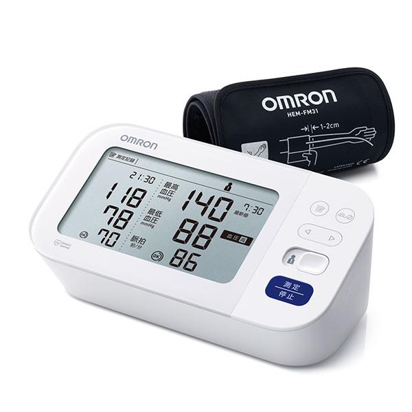 オムロン 上腕式血圧計 HCR-7402