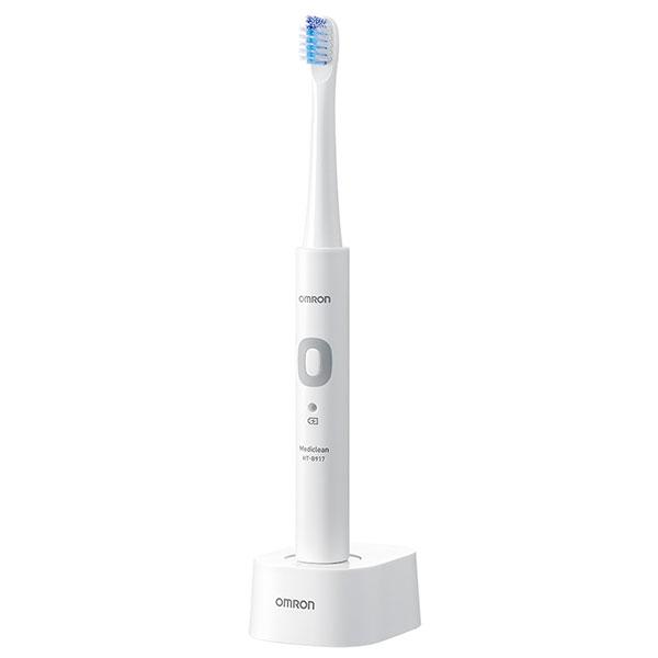 オムロン 音波式電動歯ブラシ メディクリーン HT-B917