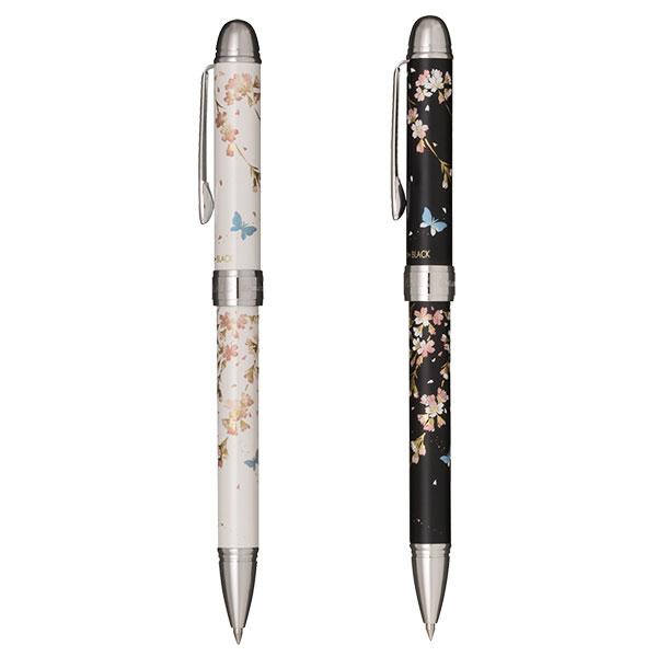 優美蒔絵 しだれ桜(2色ボールペン+シャープペン)