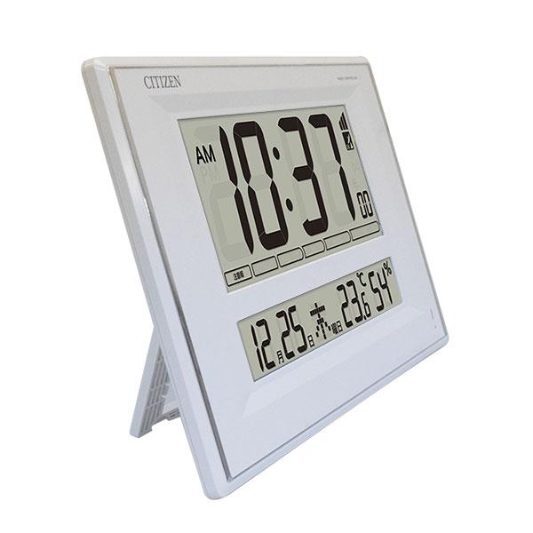 シチズン 掛け置き兼用デジタル時計 8RZ224-003
