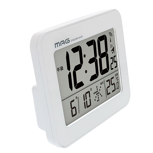 コンパクト電波時計 コードロン